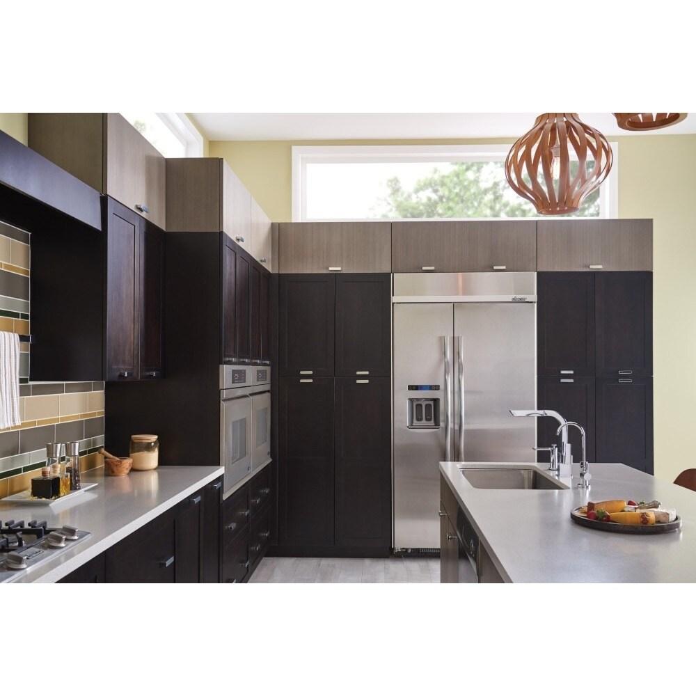 Shop Moen 90-degree High Arc Pullout Chrome Kitchen Faucet - Free ...