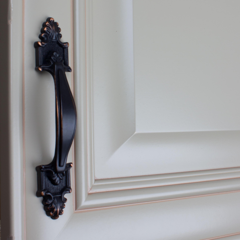 Shop GlideRite 3.5-inch Oil-Rubbed Bronze Cabinet Pulls (Case of 25 ...