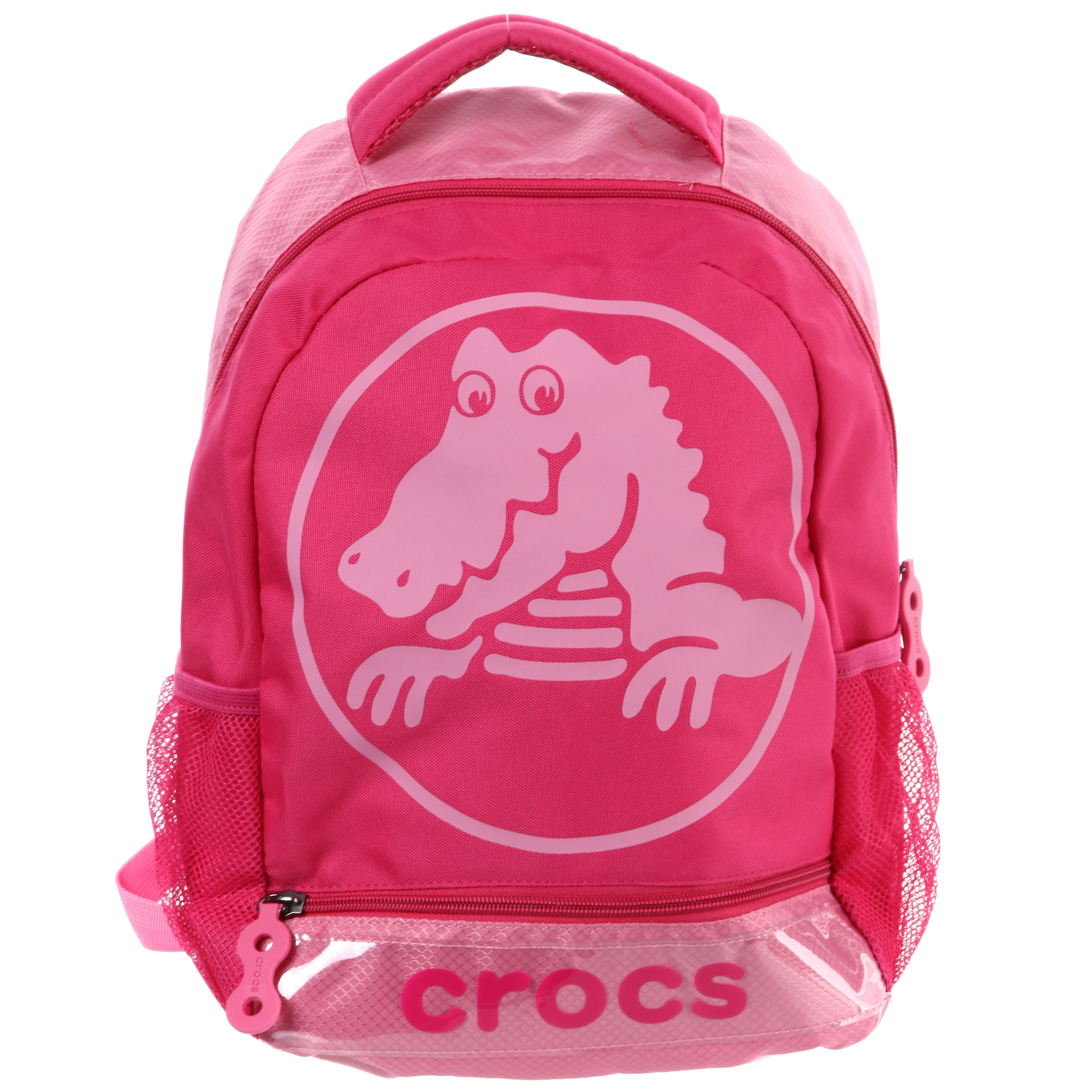 d680093184b4 Shop Crocs 16-inch Kids Backpack - Free Shipping On Orders Over  45 -  Overstock - 6639332