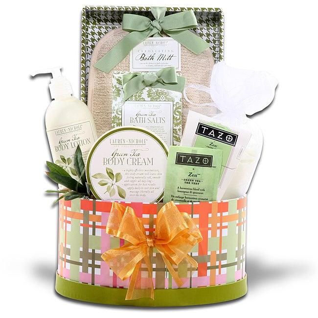 Alder Creek Gift Baskets X27Zen And Teax27