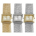 Geneva Platinum Women's Multi-strand Link Watch