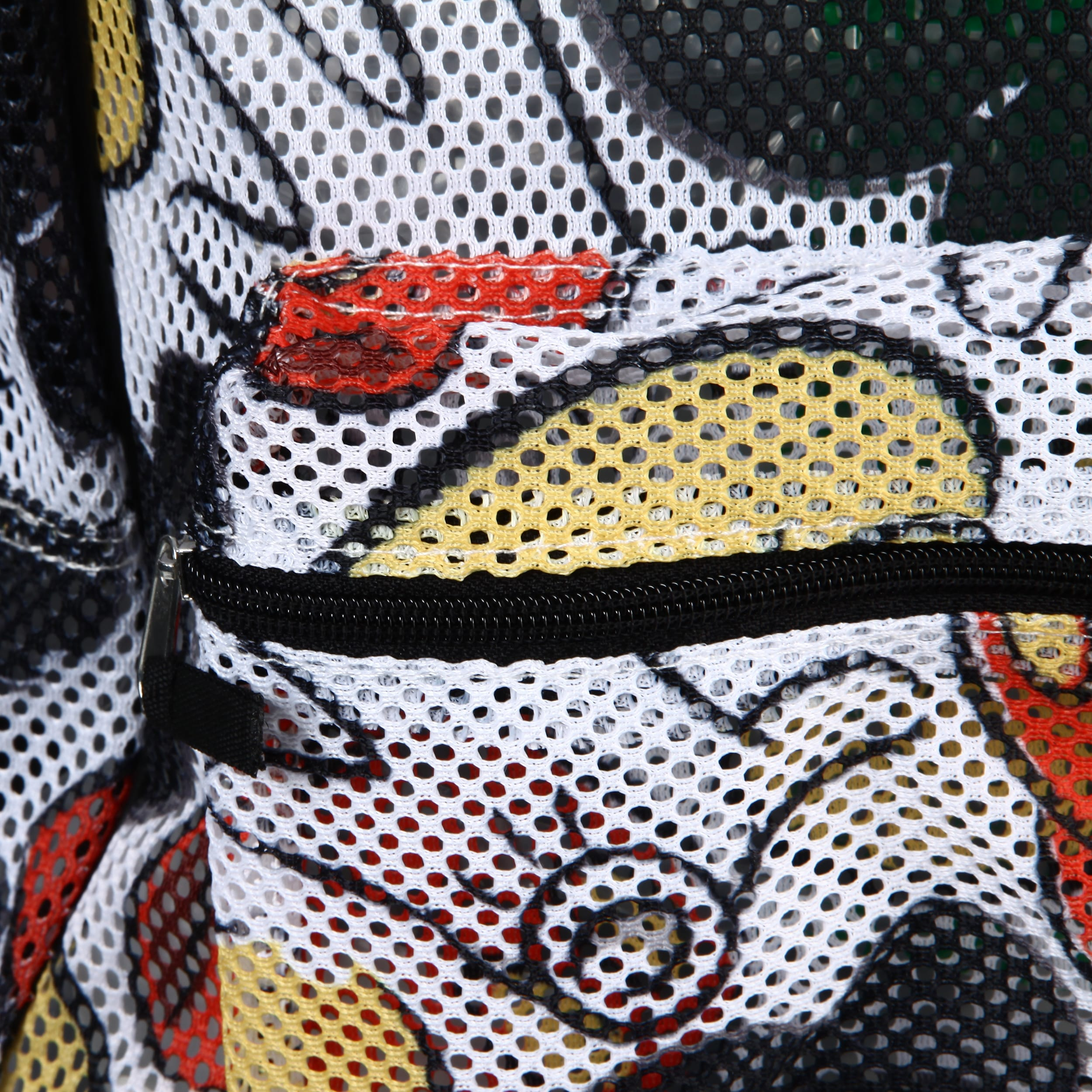 e670eb66e832 Disney Mickey Mouse All-over Print Mesh Backpack