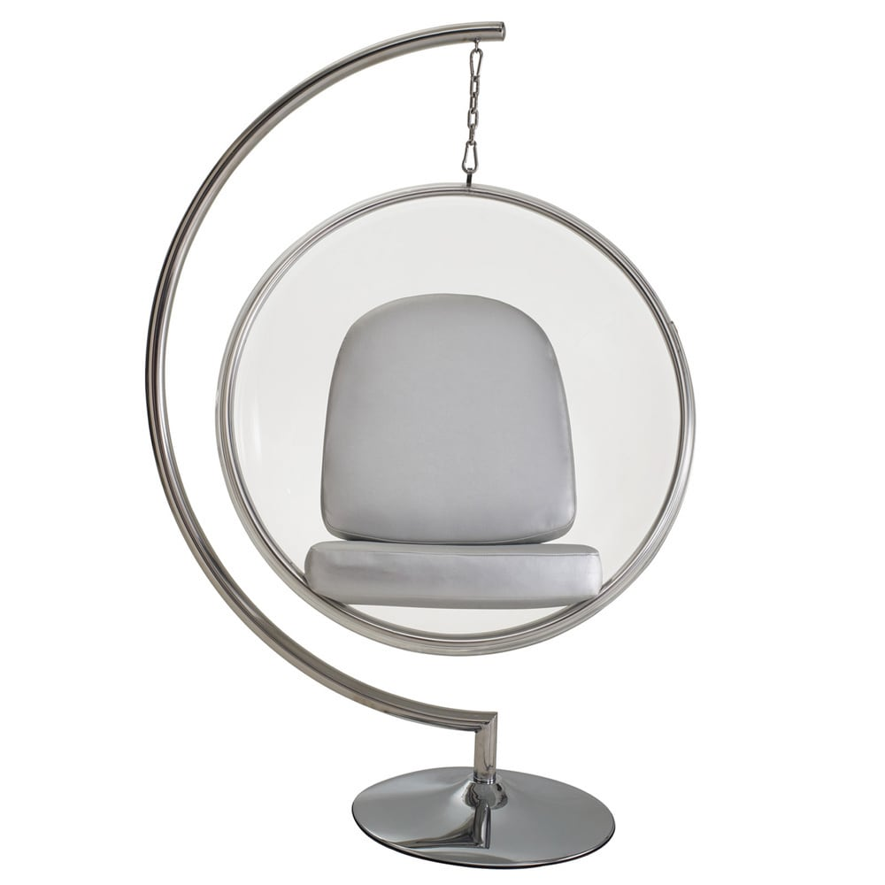 Charmant Shop Eero Aarnio Style Bubble Chair With Cushion   Free Shipping Today    Overstock.com   6672842
