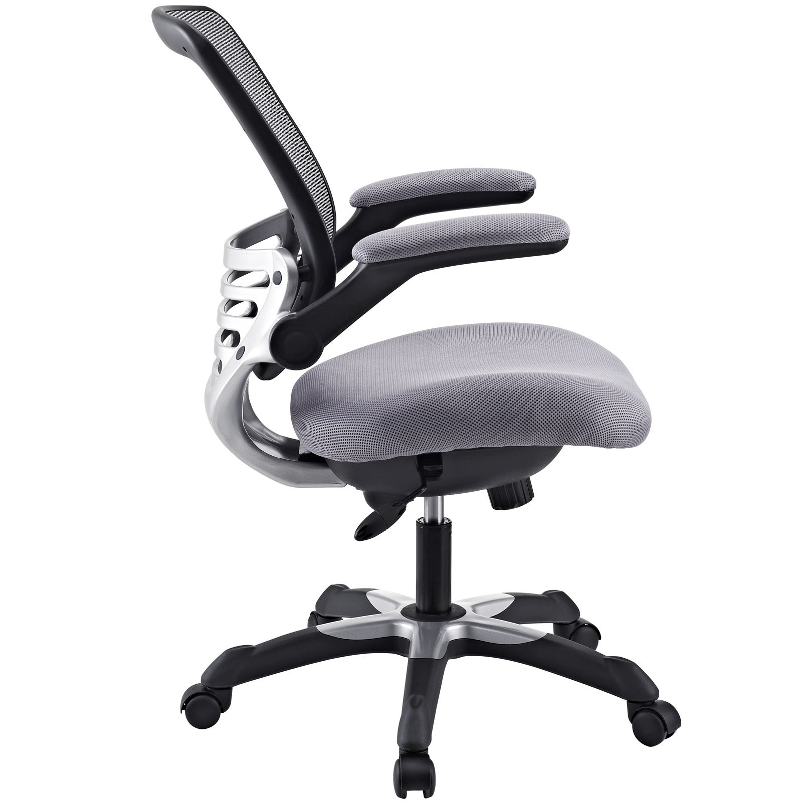 the gray barn possum grey mesh office chair free shipping today