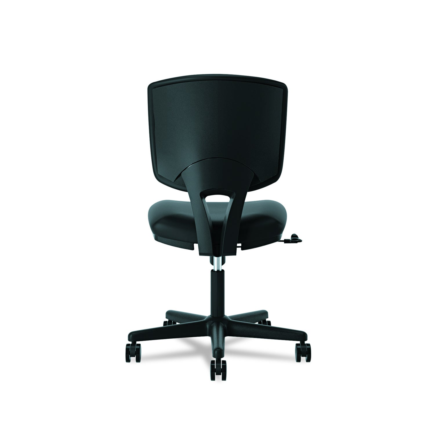 Shop HON Volt H5701 Task Chair, Black SofThread Leather   Free Shipping  Today   Overstock.com   6694827