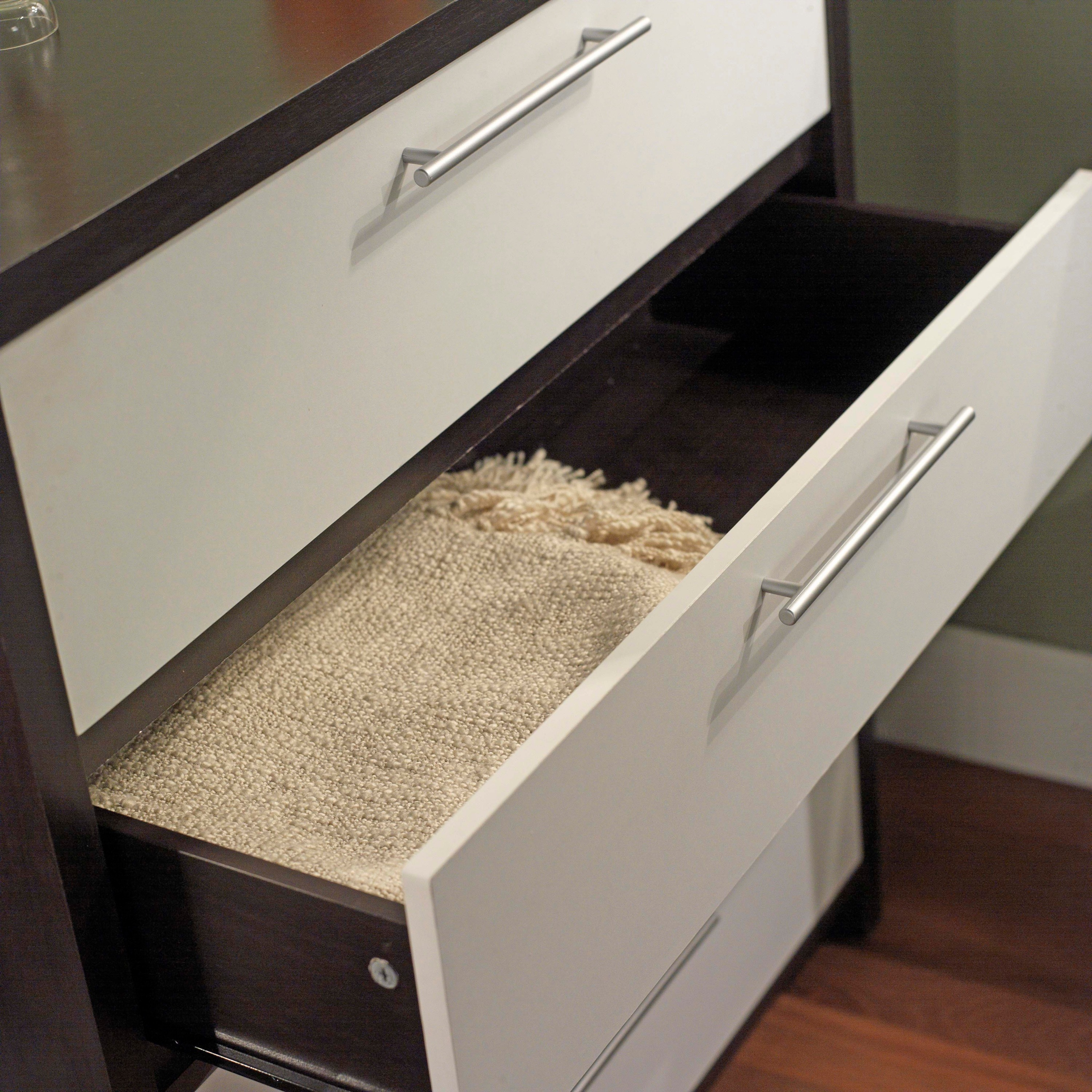 of home jesse three clothes drawer tracks clever furniture