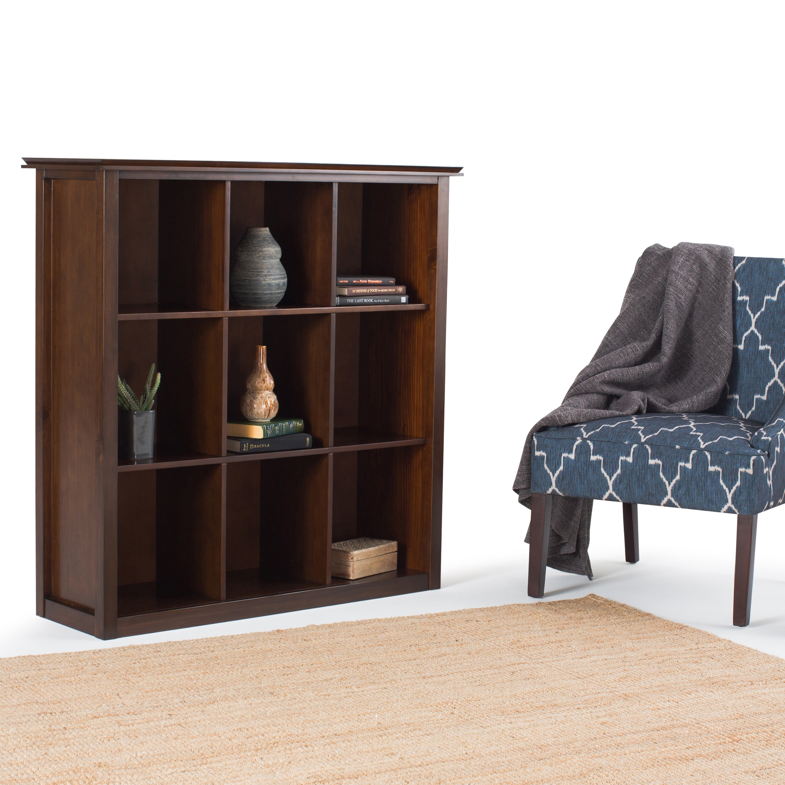 display bookcase ca di villa allen images ethan office en file shop triple bookcases home null front furniture storage
