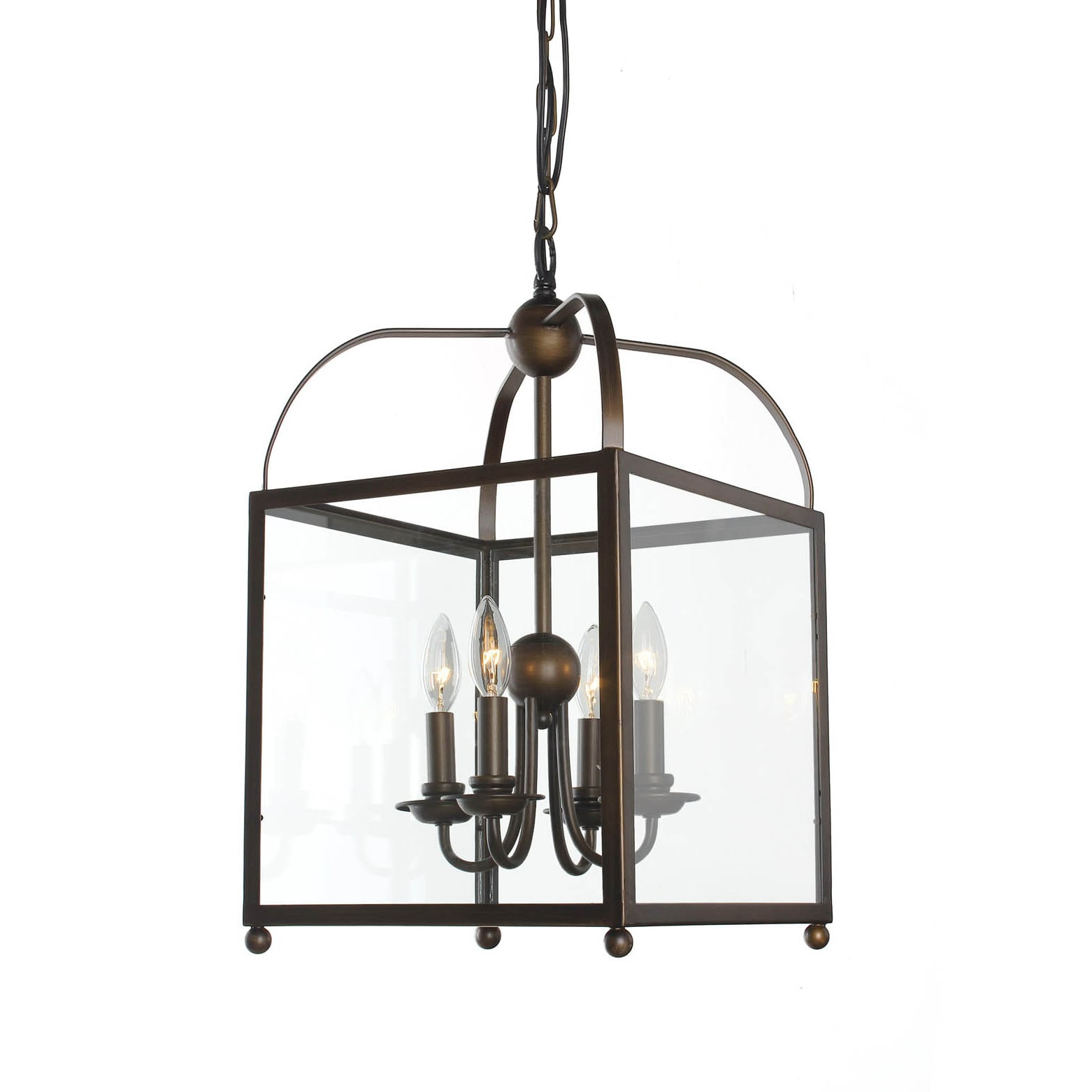 Angelo Antique Copper Lantern Chandelier Free Shipping Today