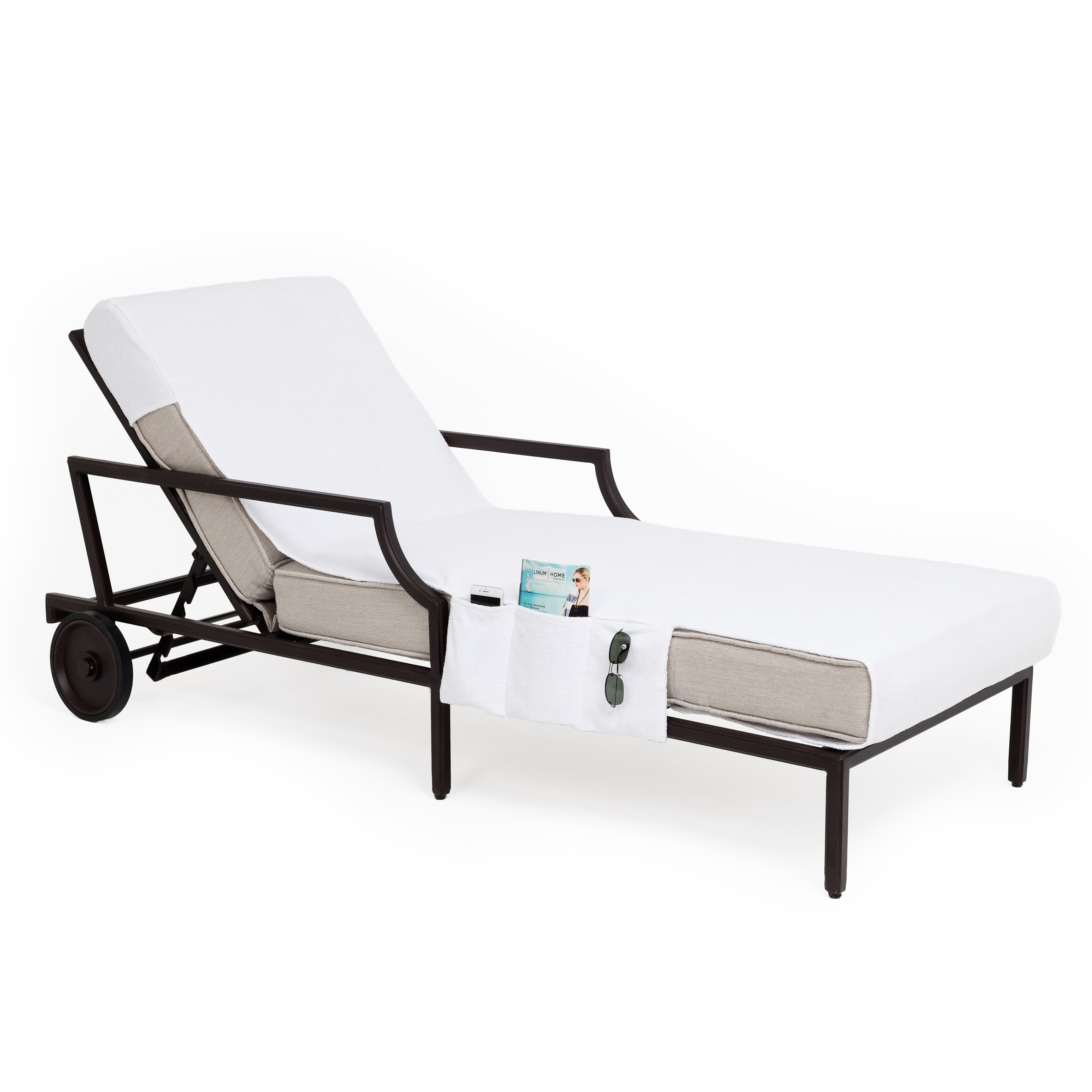 the perfect spectrum sunbrella cushion furniture with chaise mattress in best current lounge pillow view