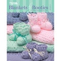 Leisure Arts-Blankets & Booties, Book 2