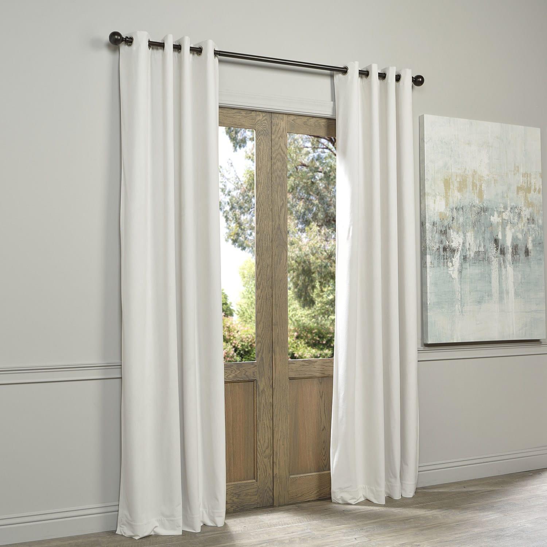 drapes absolute velvet total black p curtain in faux blackout length curtains panel zero