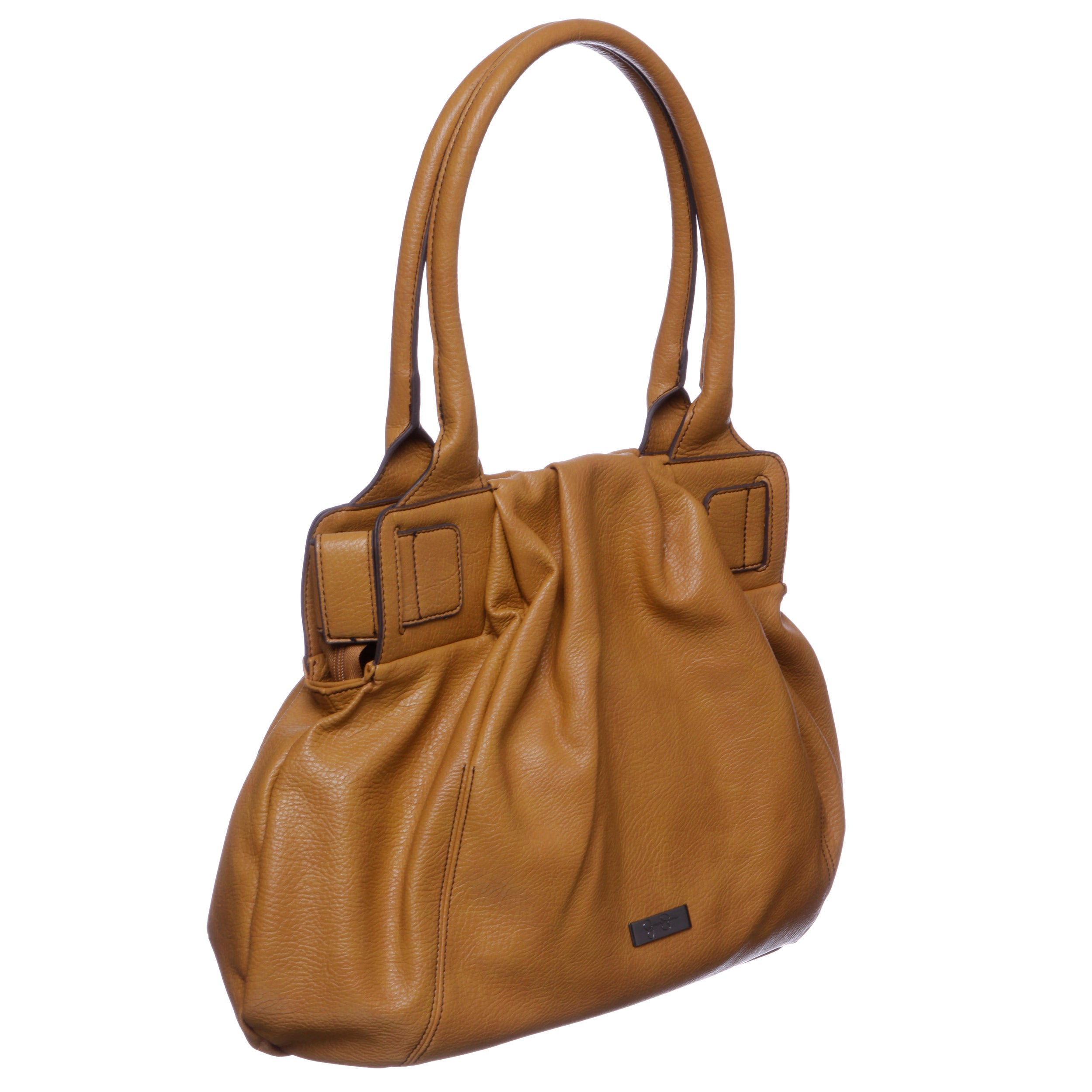 0718ddbb066182 Shop Jessica Simpson Lady Chick Buckle Tote Bag - Free Shipping ...