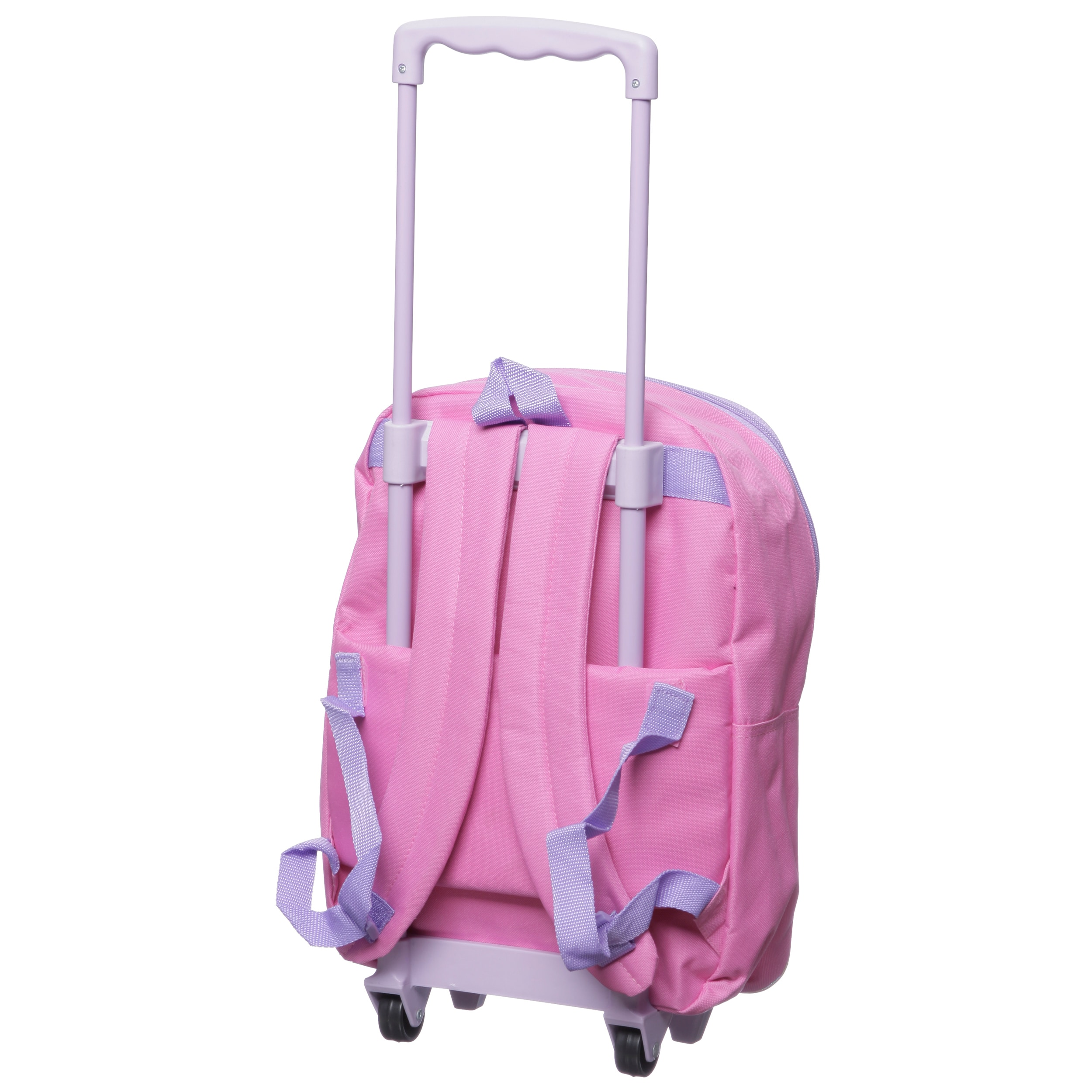 4ffa013d3cd3 Shop Disney Princess Kids Rolling Backpack - Free Shipping On Orders Over   45 - Overstock - 6788470
