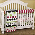 Cotton Tale Hottsie Dottsie 4-piece Crib Bedding Set