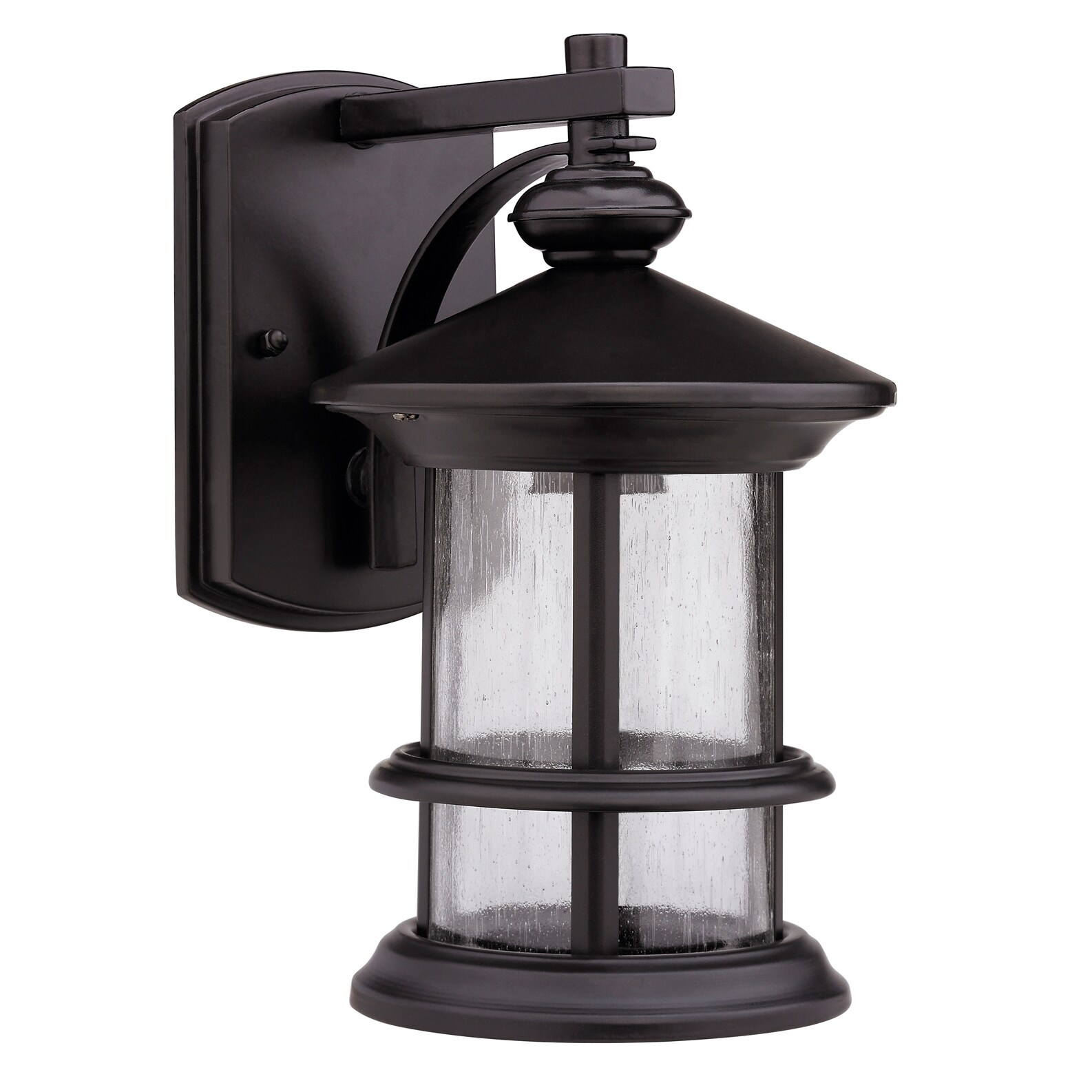 Shop rubbed dark bronze 1 light outdoor wall light free shipping on orders over 45 overstock 6972329