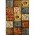 City Heritage Multi Accent Rug (1'8 x 2'10)