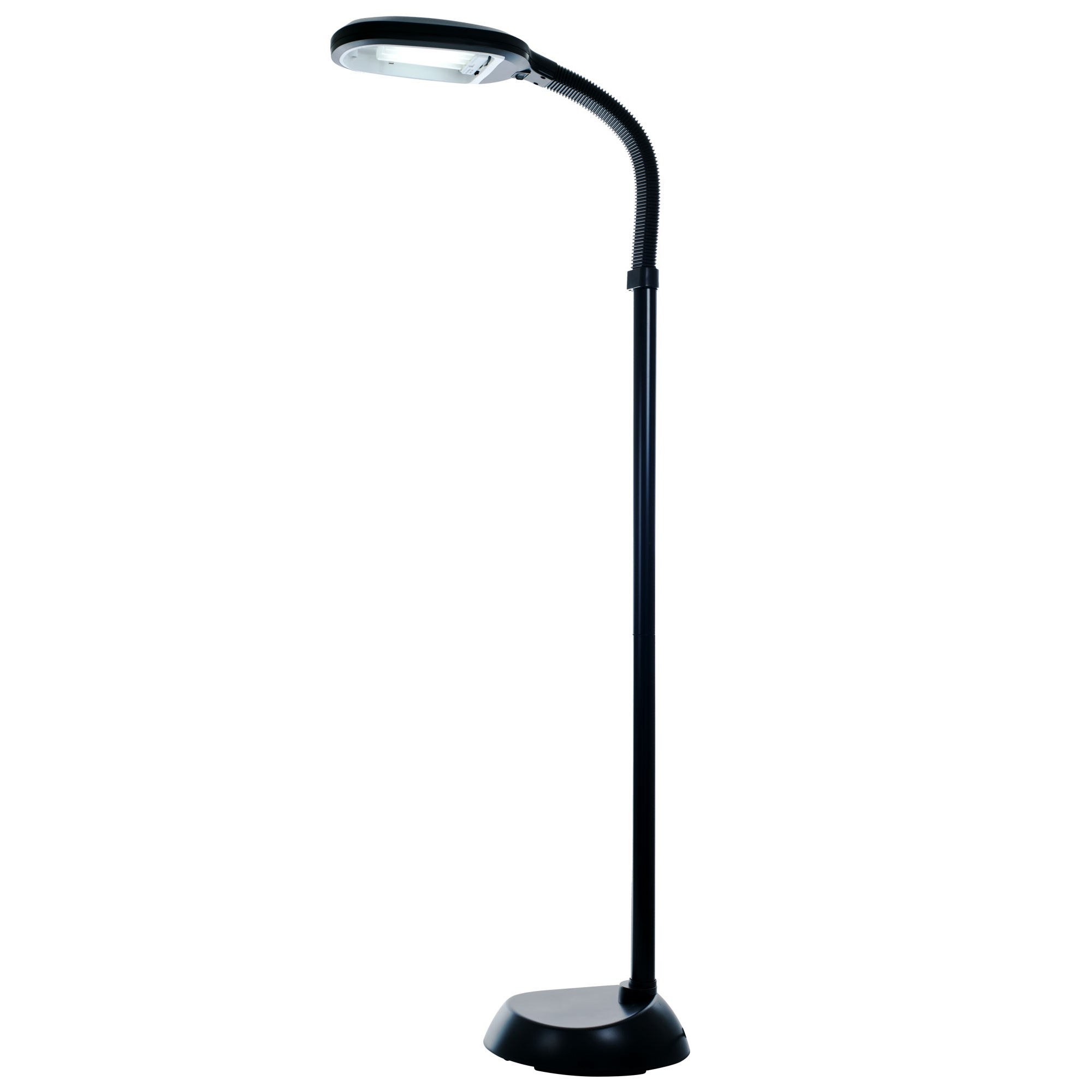 Shop Natural Full Spectrum Sunlight Reading Floor Lamp by Windsor Home 5  Feet - On Sale - Free Shipping Today - Overstock - 6972431