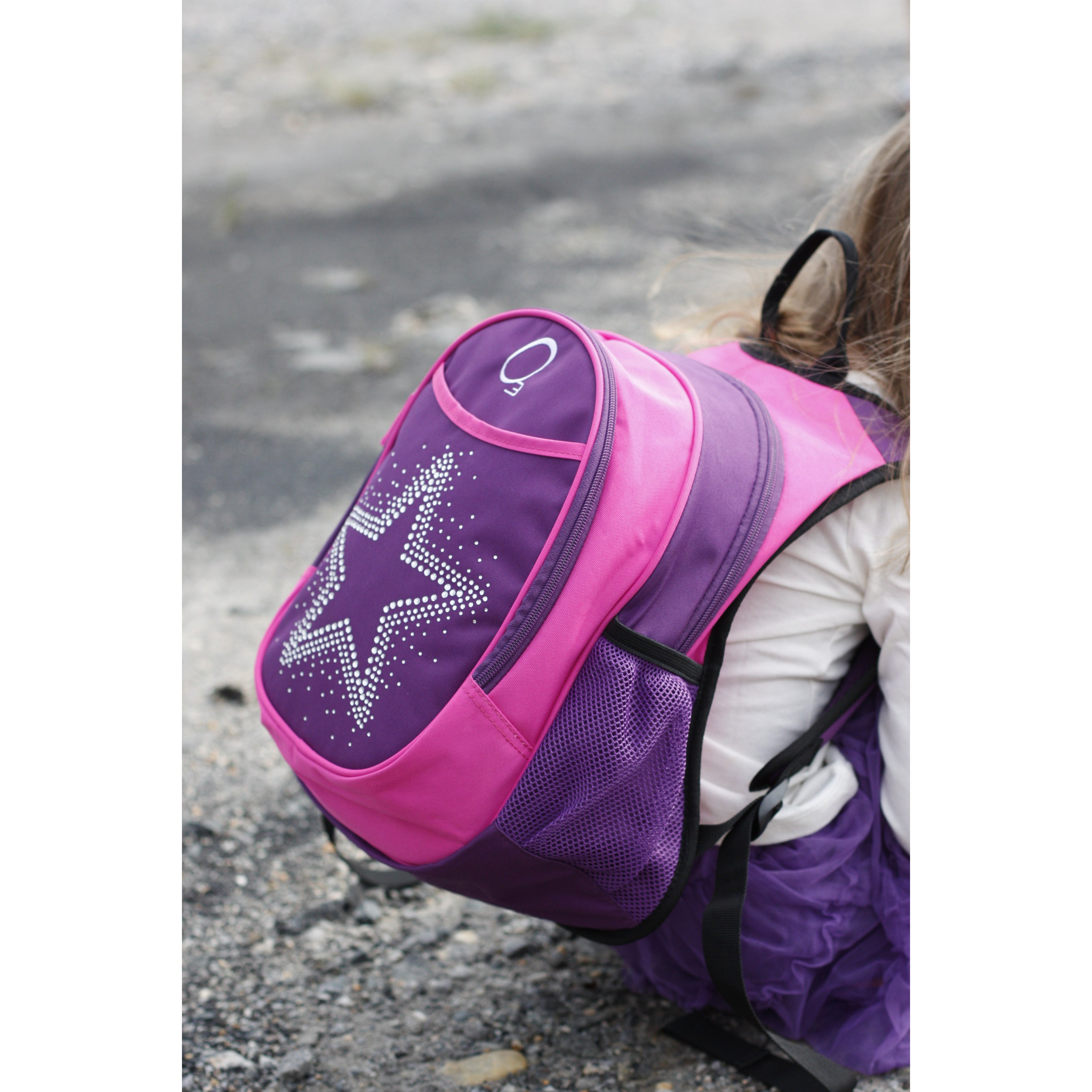 a7e704b4a02f Shop Obersee Kids Pre-School All-In-One Backpack With Cooler - Star - Free  Shipping On Orders Over  45 - Overstock - 6975408