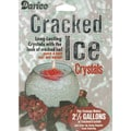 Darice Cracked Easy-clean, Easy-dry and Reusable Ice Crystals-Clear