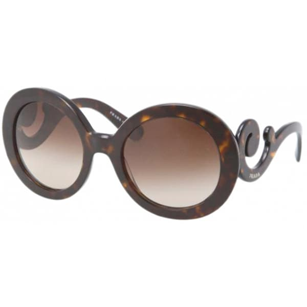 Sunglasses - PR 0PR 27NS 55 2AU6S1 - brown - Sunglasses for ladies Prada