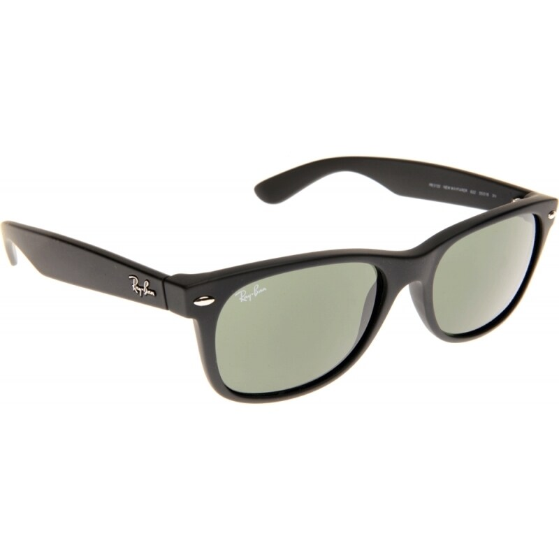 Ray-Ban Men\'s \'RB2132\' New Wayfarer Sunglasses - Free Shipping Today ...