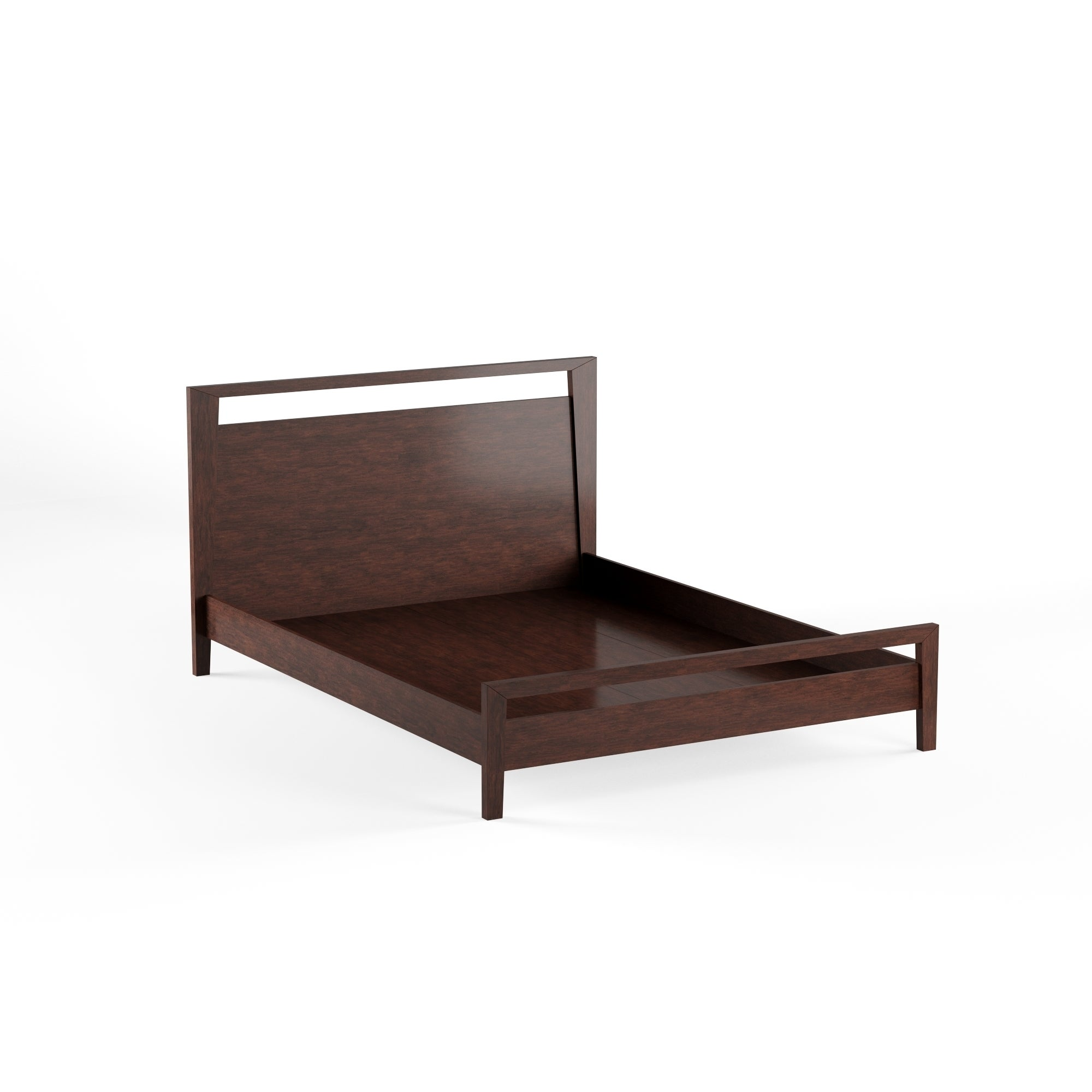 bed platform langley norloti queen furniture pdx street