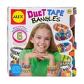 Alex Toys Assorted Duct Tape Bangles Kit with Easy Instructions