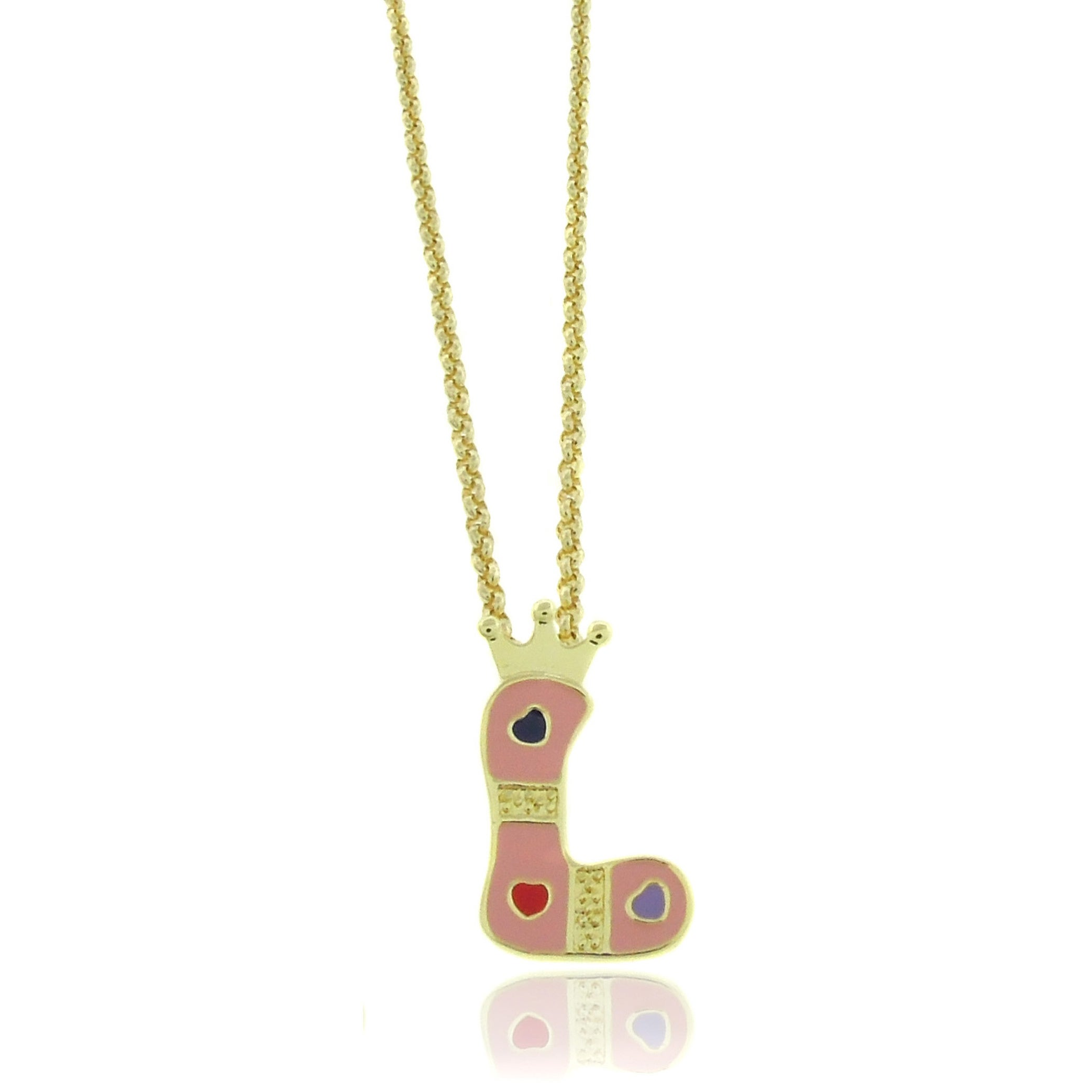 necklaces buy pendants gold pin childrens cross now only yellow necklace it diamond and
