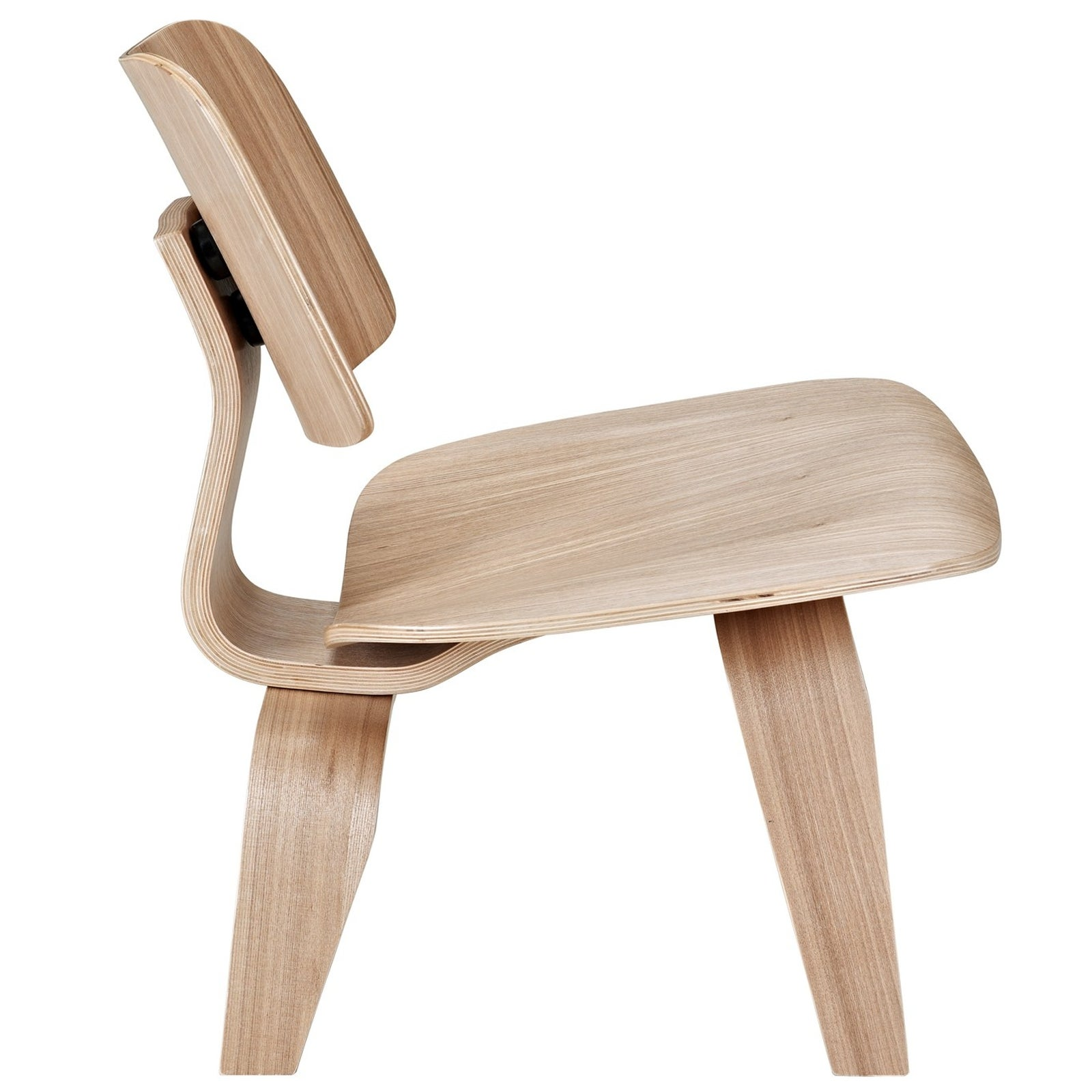 Superbe Shop Molded Natural Plywood Lounge Chair   On Sale   Free Shipping Today    Overstock.com   7191380