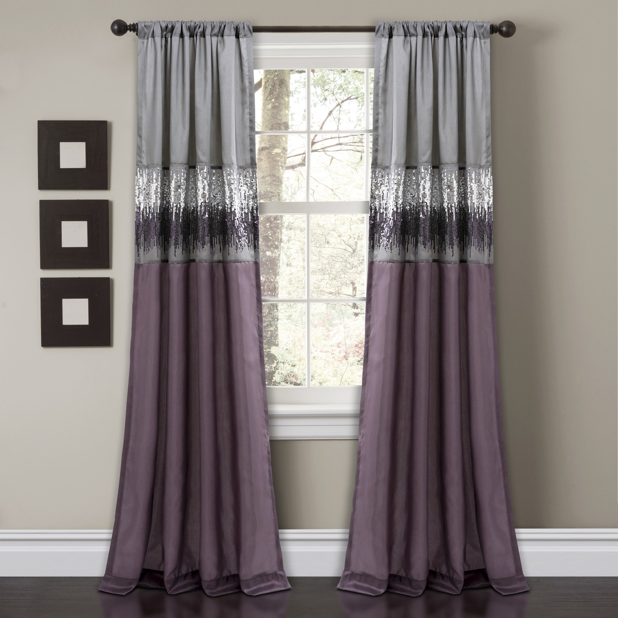 curtains grommet linen xxx of tone natural top do product market world set