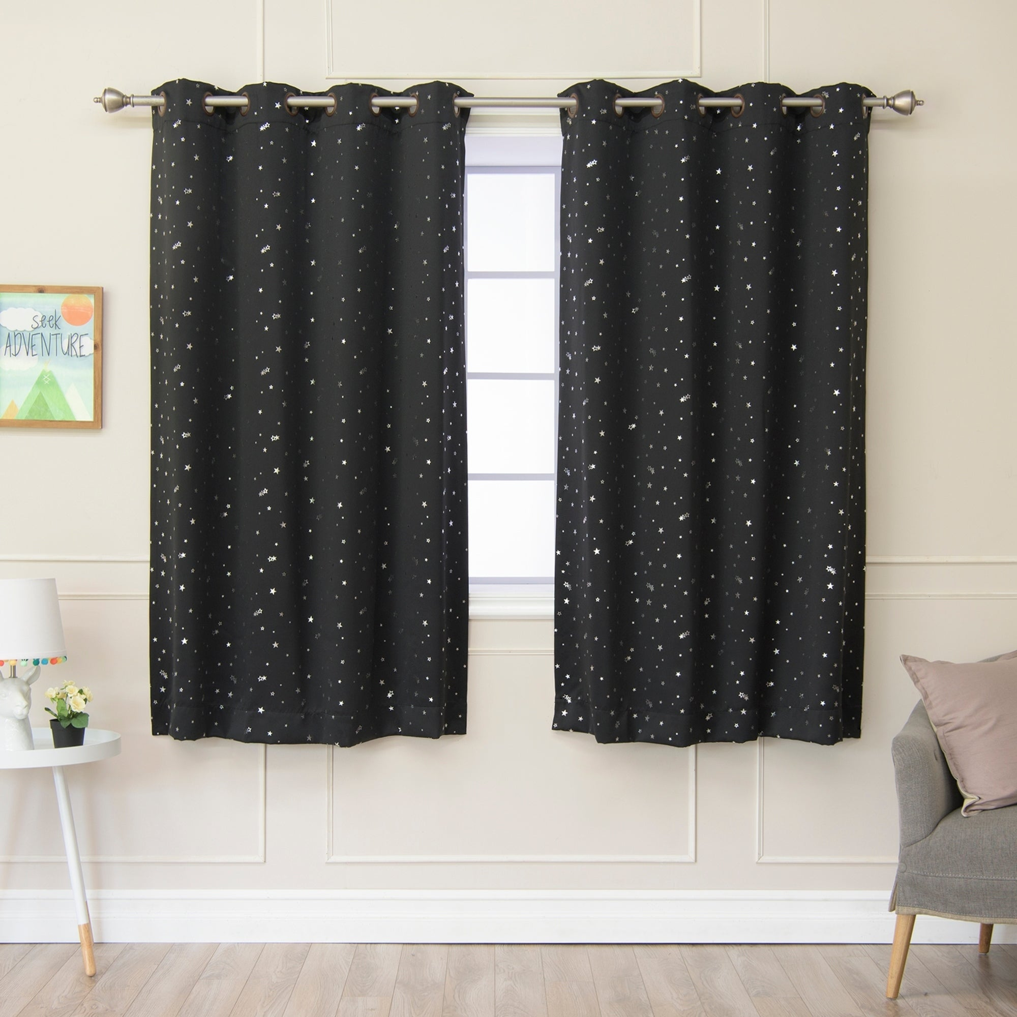 com solid mainstays curtain panels room darkening ip woven panel walmart pair curtains