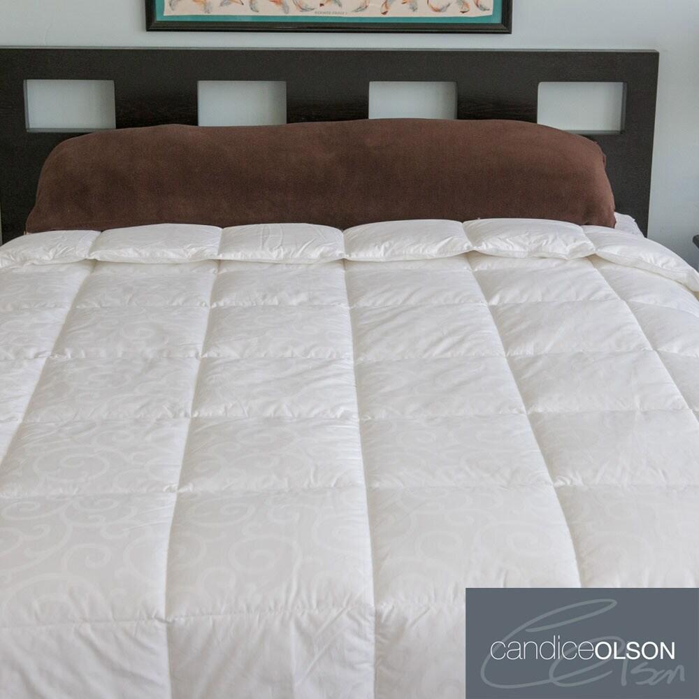 Shop Candice Olson 300 Thread Count Down Alternative Comforter - On ...