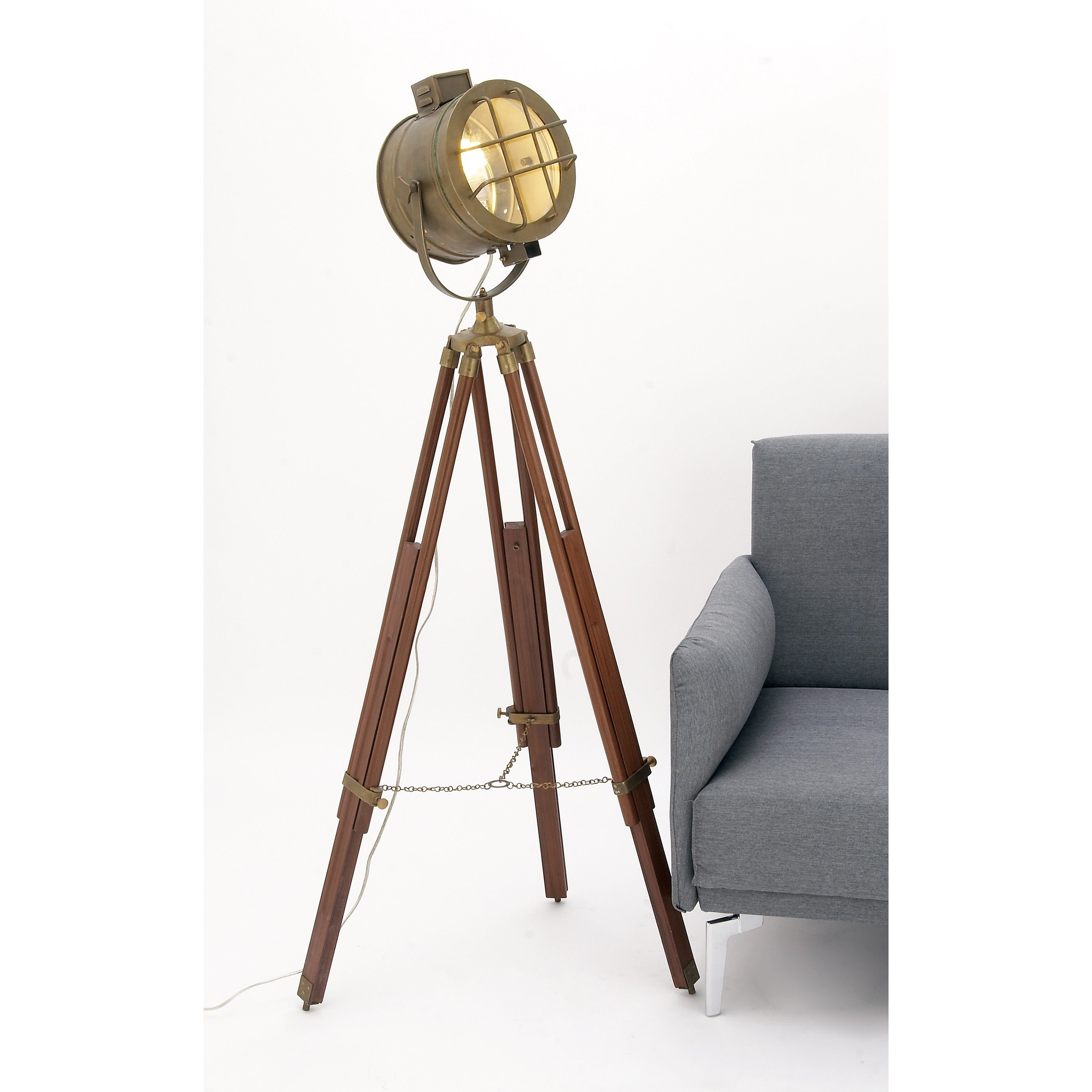 Cinema Studio Floor Prop Light with Tripod Lamp - Free Shipping ...
