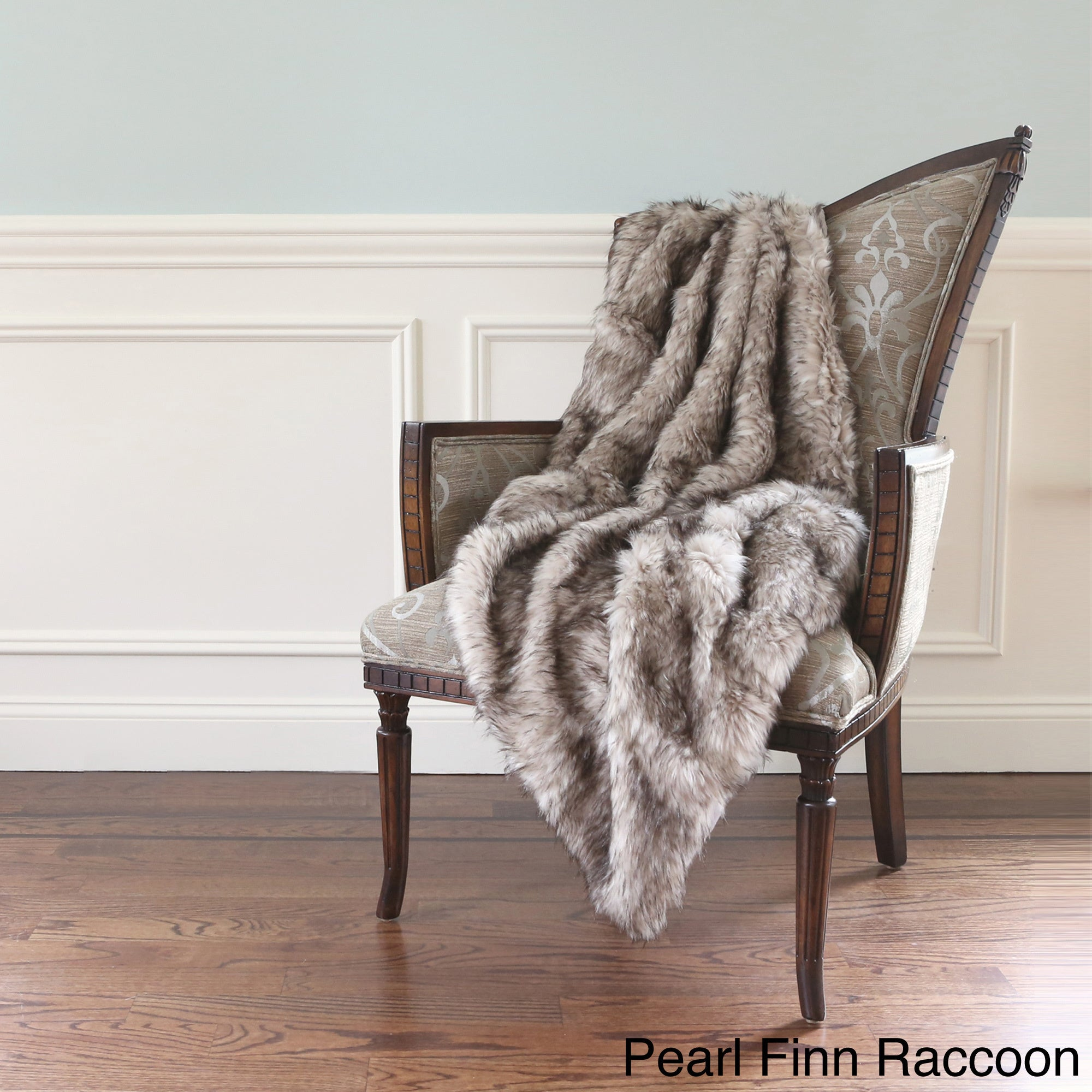 Shop Aurora Home Wild Mannered Luxury Long Hair Faux Fur 58 X 36 Inch Lap  Throw   Free Shipping Today   Overstock.com   7278785