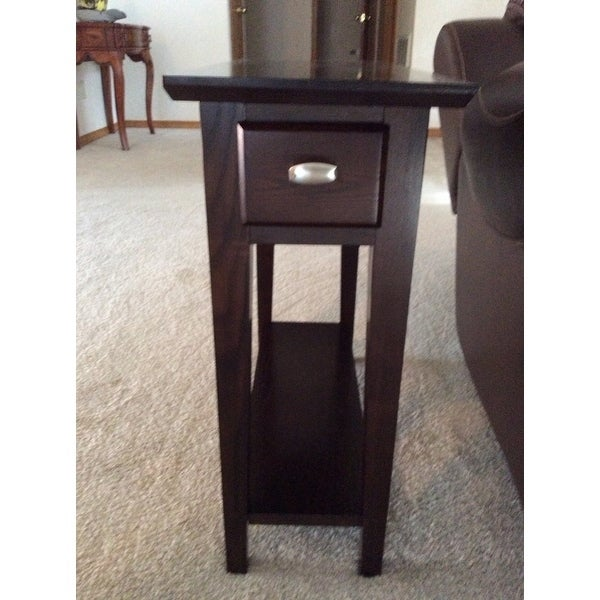 Charmant Shop Favorite Finds Chairside Recliner Table   Free Shipping Today    Overstock.com   7280145