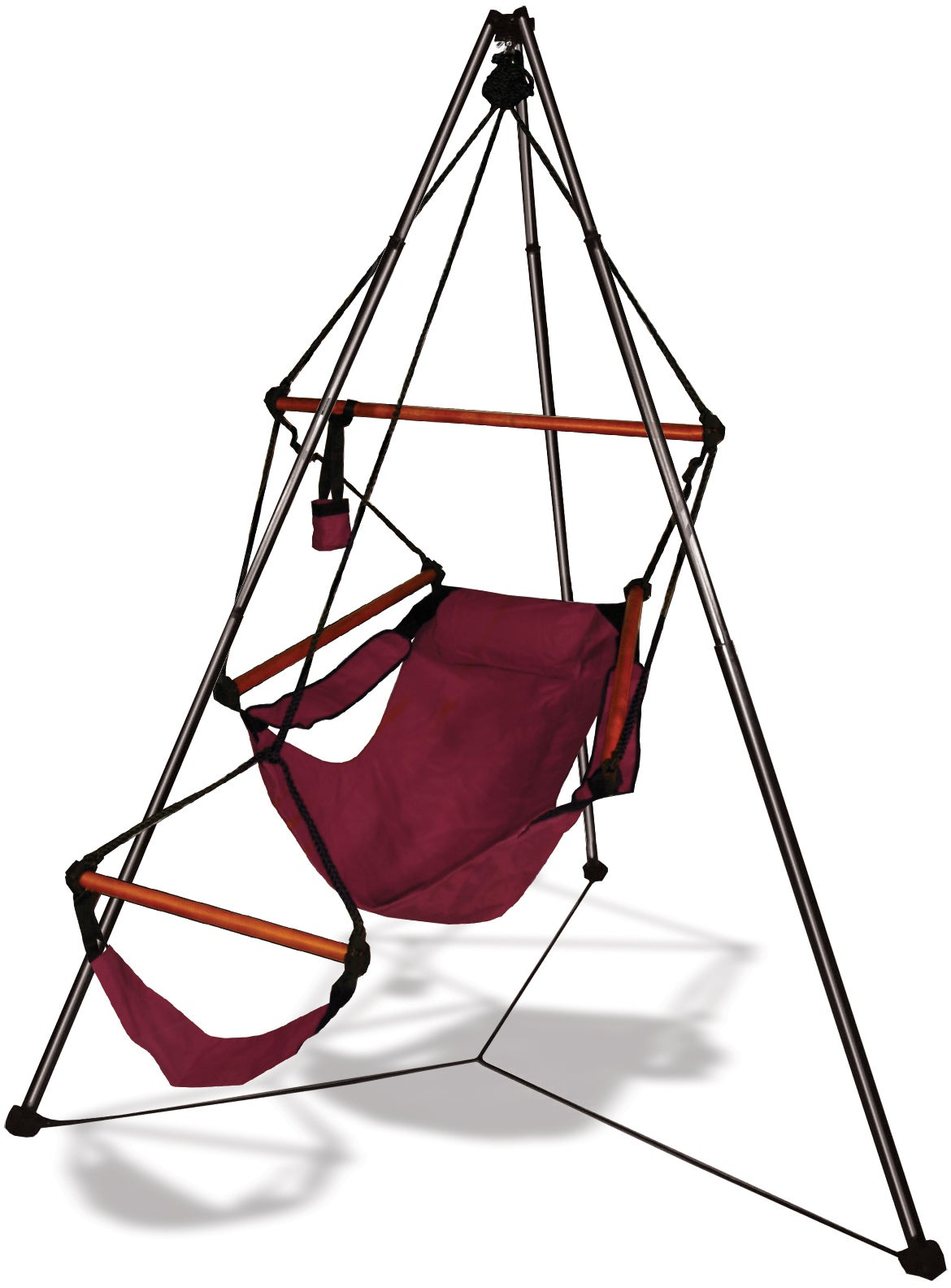 Shop Tripod Stand and Hammock Chair Combo - Free Shipping Today -  Overstock.com - 7281207