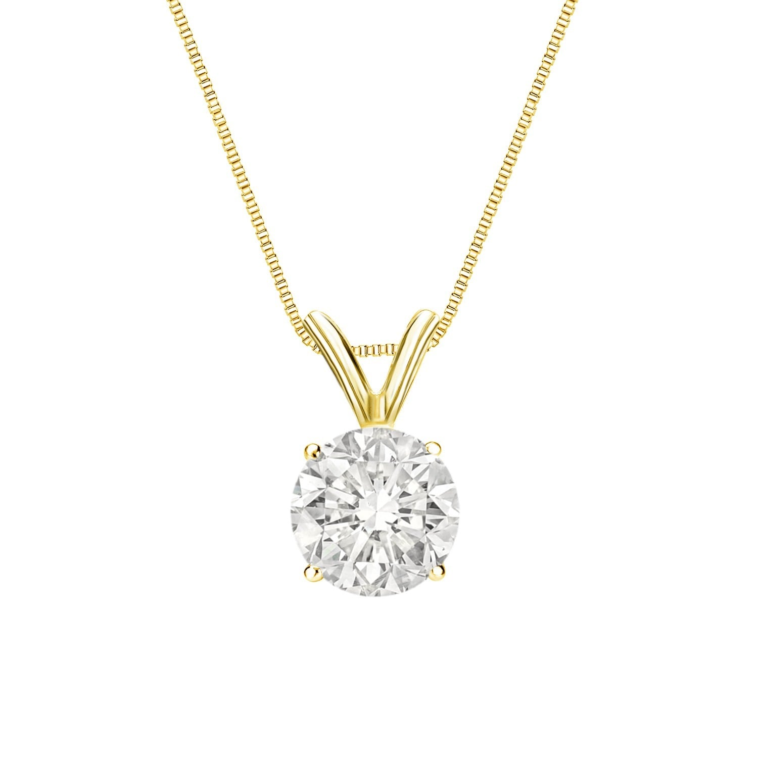 carat watch pendant diamond solitaire necklace youtube