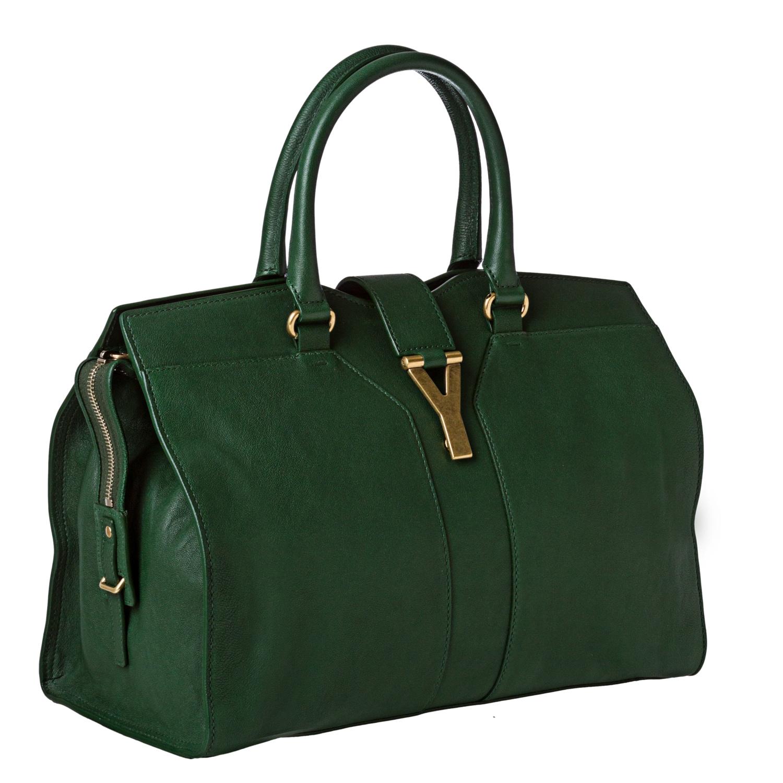 medium tote - Green CaBas 5graW