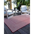 Hand-braided Cromwell Indoor/Outdoor Rug (5' x 7'6)