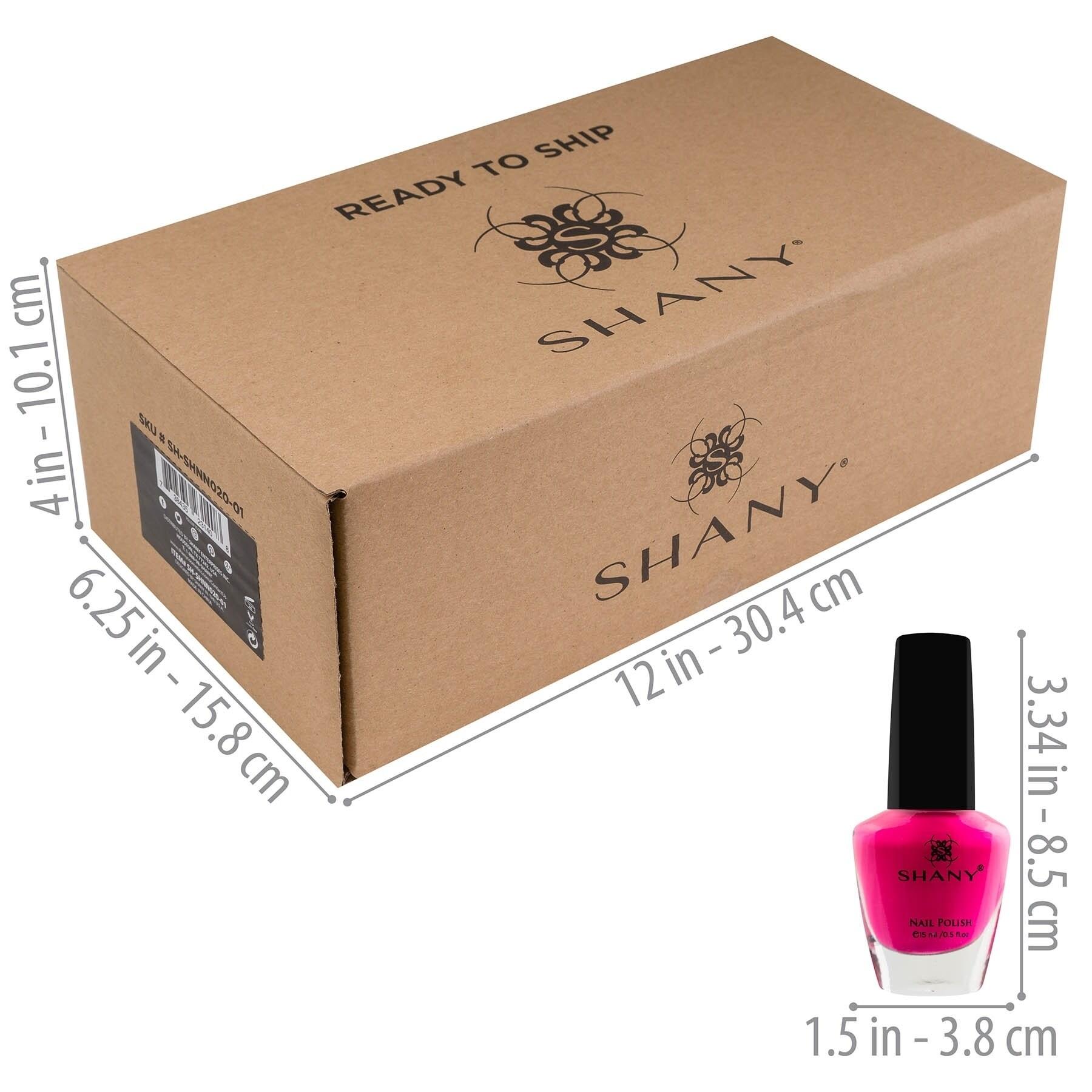Shop SHANY The Cosmopolitan Nail Polish Set - Free Shipping On ...