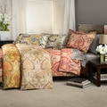 Milano Paisley Cotton Duvet Cover Set