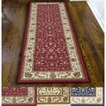 Admire Home Living Amalfi Flora Area Rug Runner (2'2 x 7'7)