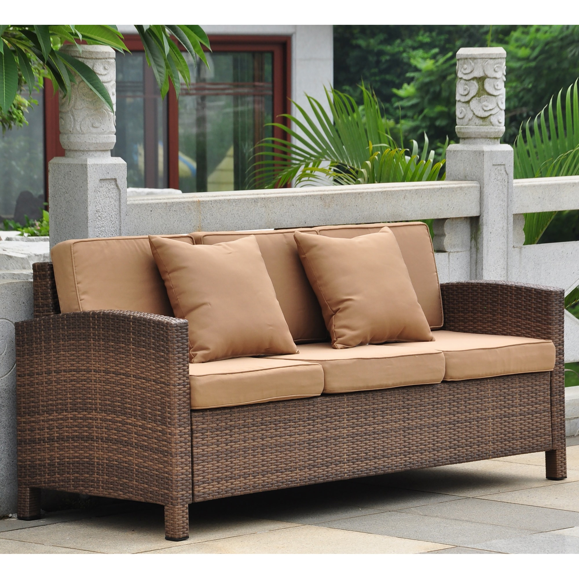 Luxury Aluminum Outdoor sofa