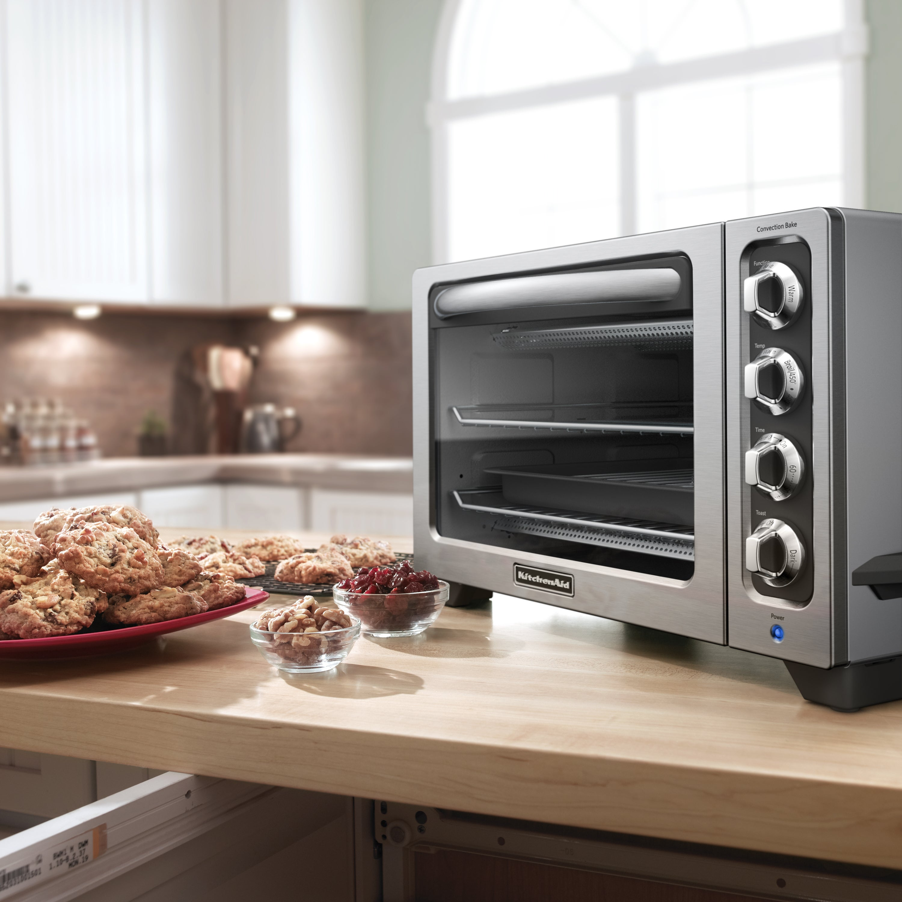 wolf usability gourmet the design cookery functionality reviewed oven countertops countertop and convection large