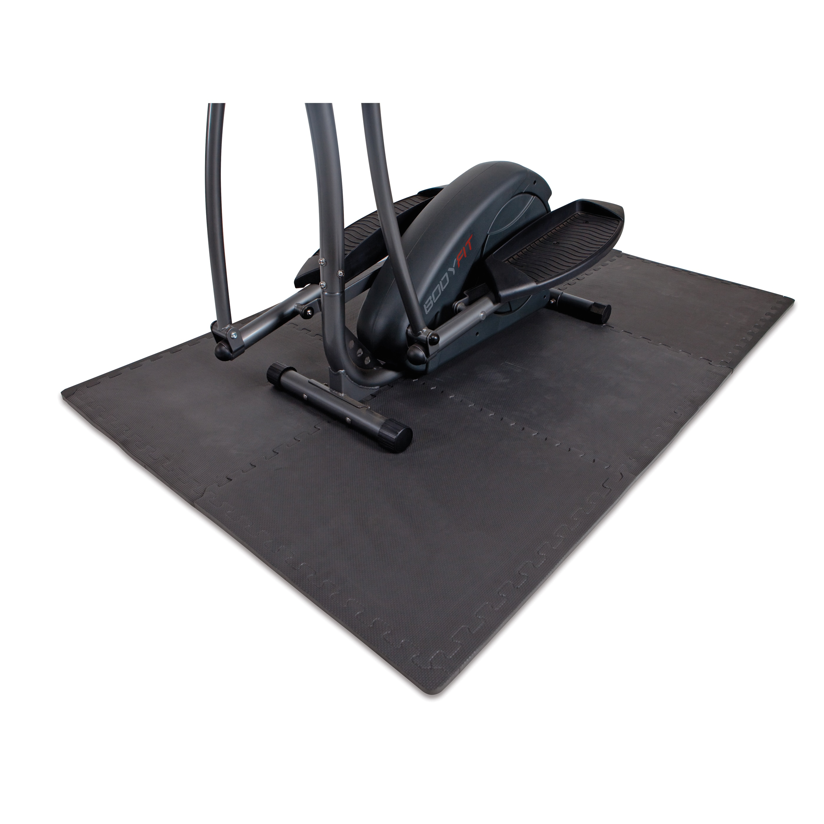 Shop Marcy Foam Fitness Flooring Tiles Set Of 6 Free Shipping