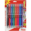 Pentel Wow! Colors Retractable Ball Point Pens