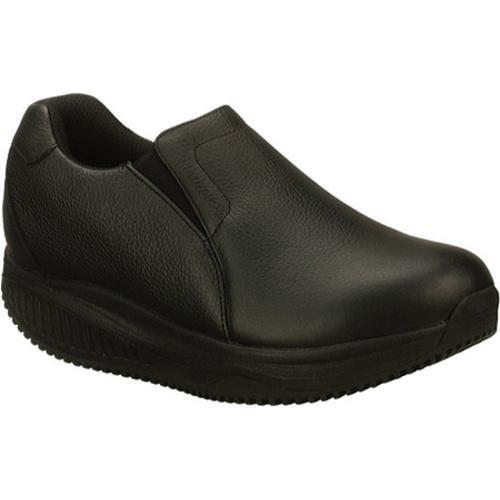 brand new 7b6d8 f9409 Shop Women s Skechers Shape Ups X Wear Slip Resistant Encompass Black -  Free Shipping Today - Overstock - 7381293