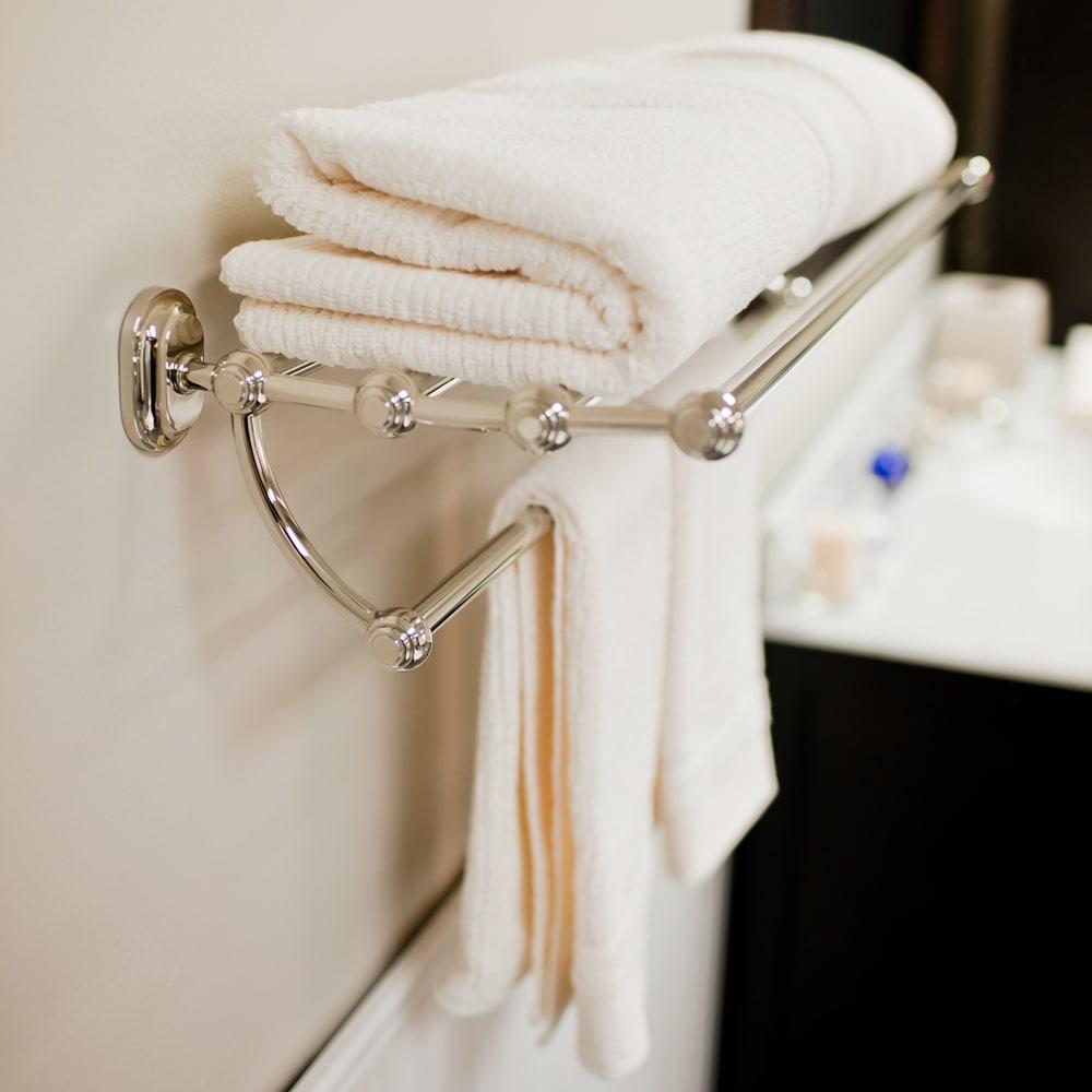Water Creation Multi Purpose Bath Train Rack For Clic Bathroom In Chrome Finish Free Shipping Today 7386090