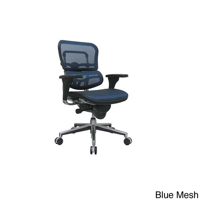 Shop Eurotech Ergohuman Ergonomic Mesh Chair