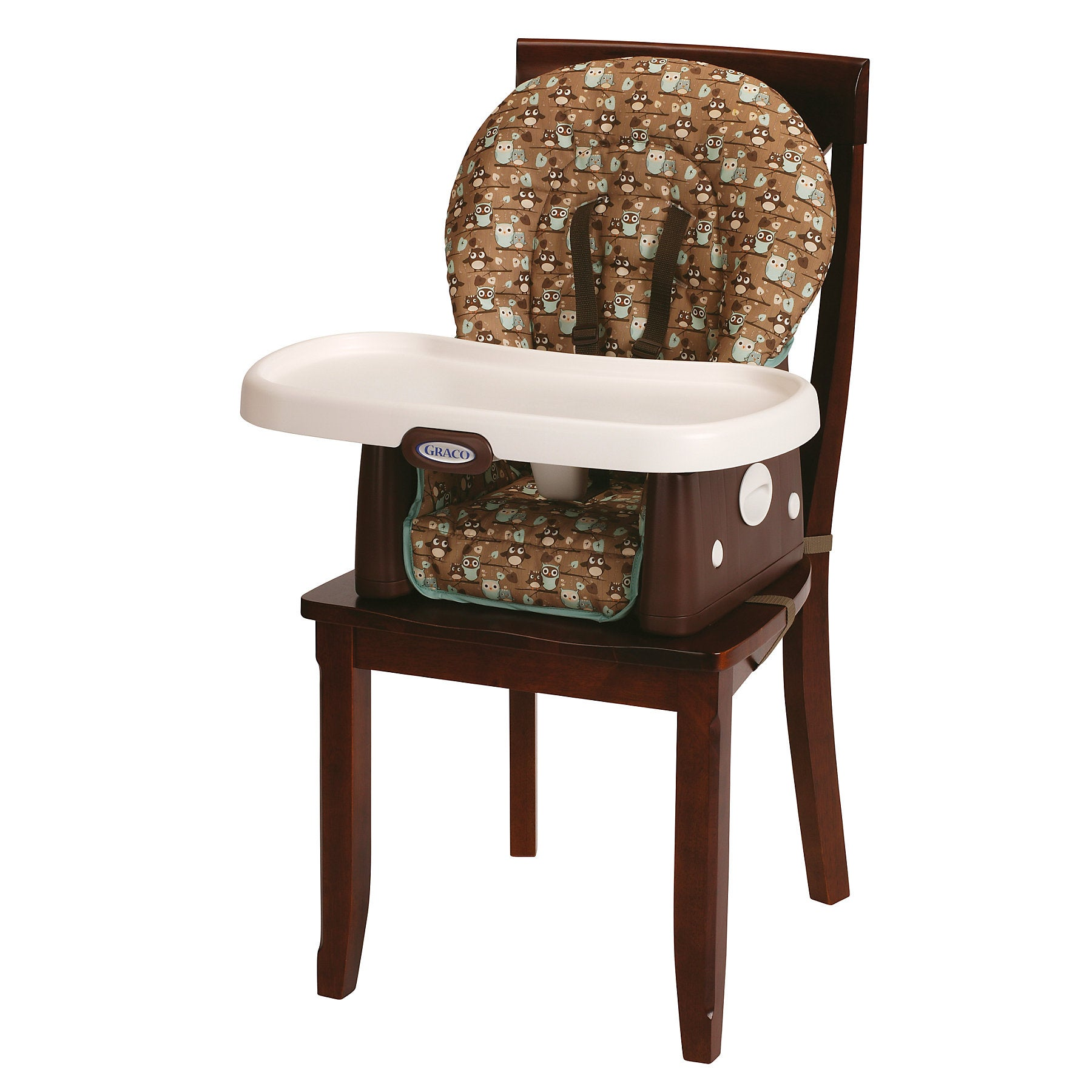 Superbe Shop Graco Simple Switch 2 In 1 Highchair In Little Hoot   Free Shipping  Today   Overstock.com   7388047